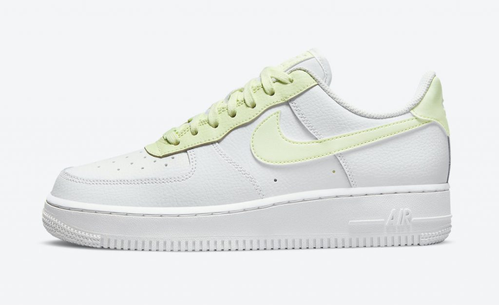 Nike-Air-Force-1-Low-Barely-Volt-315115-166-Release-Date