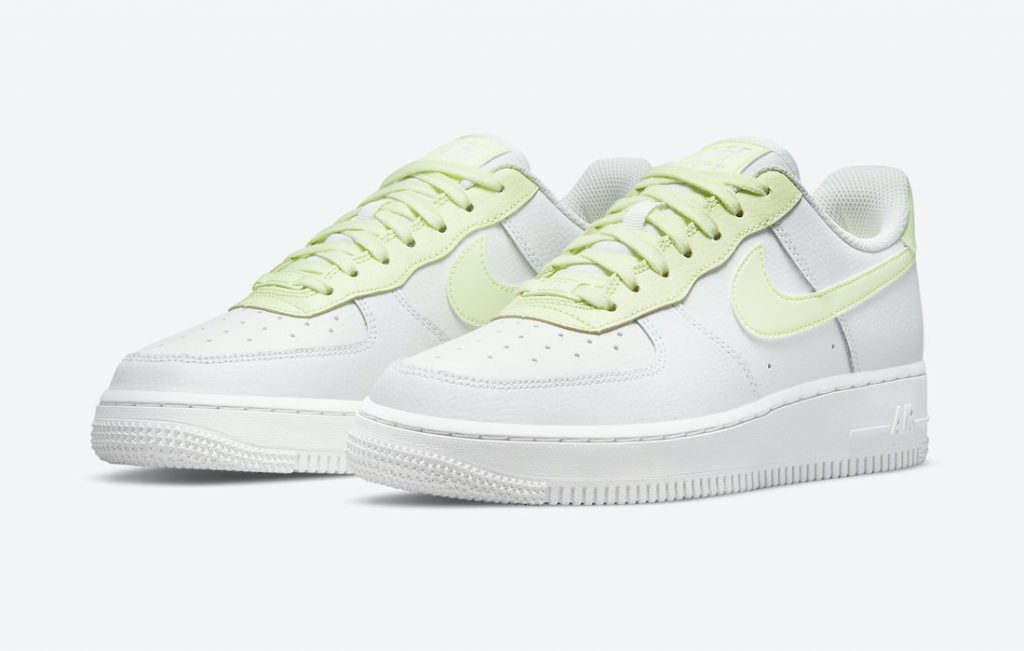 Nike-Air-Force-1-Low-Barely-Volt-315115-166-Release-Date-3