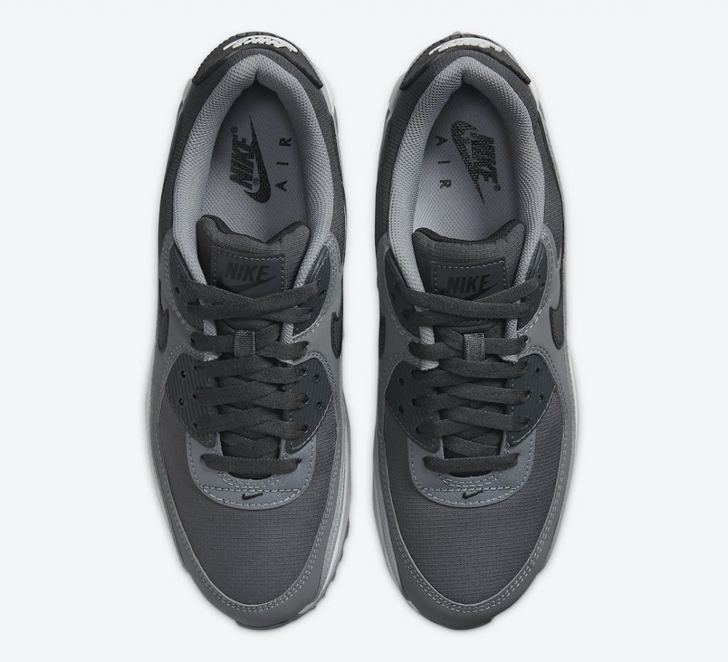 Nike-Air-Max-90-Anthracite-Black-Dark-Grey-Cool-Grey-DC9388-003-Release-Date-2