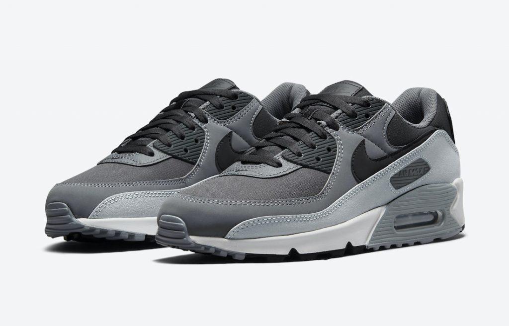 Nike-Air-Max-90-Cool-Grey-Anthracite-Black-Dark-Grey-Cool-Grey-DC9388-003-Release-Date-3