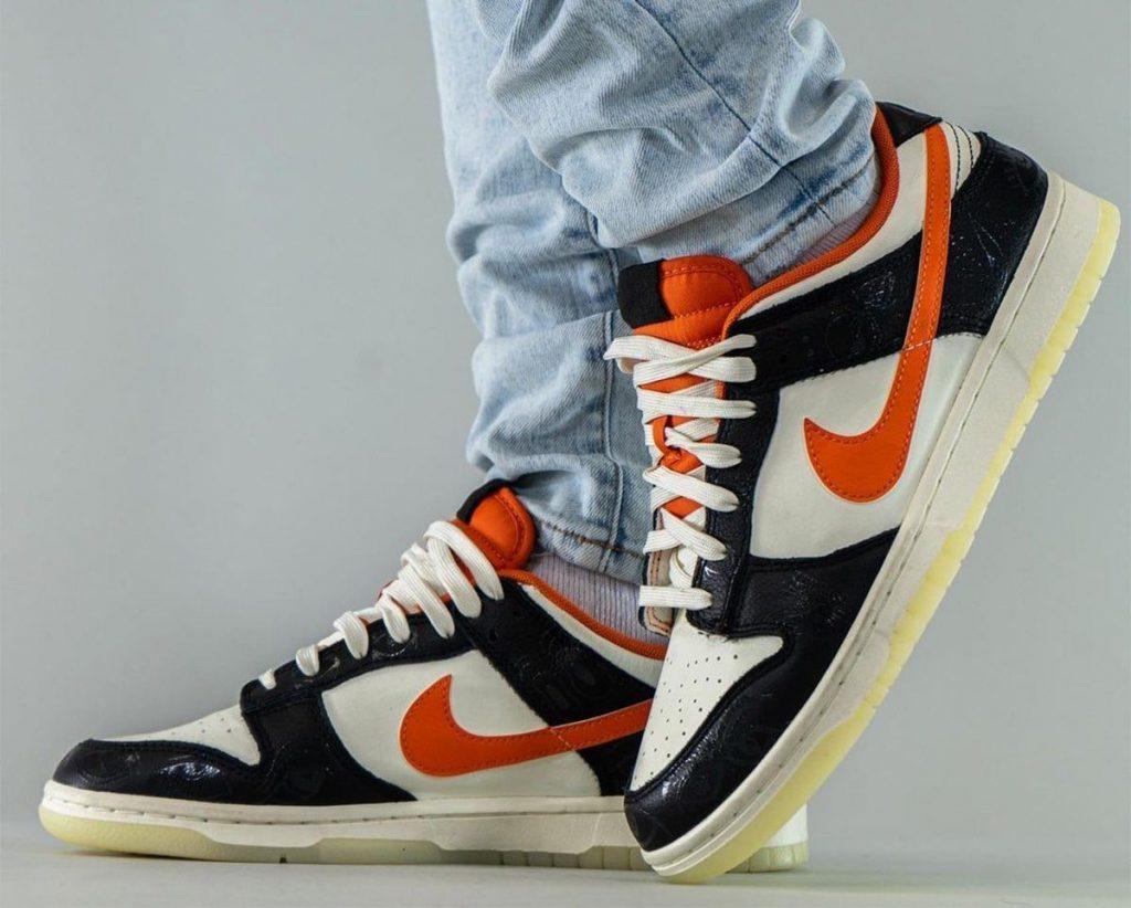 Nike-Dunk-Low-Halloween-Starfish-DD0357-100-Release-Date-On-Feet-2