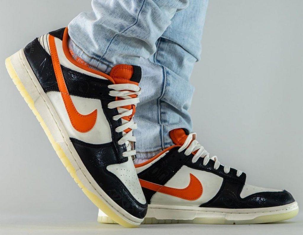 Nike-Dunk-Low-Halloween-Starfish-DD0357-100-Release-Date-On-Feet-4