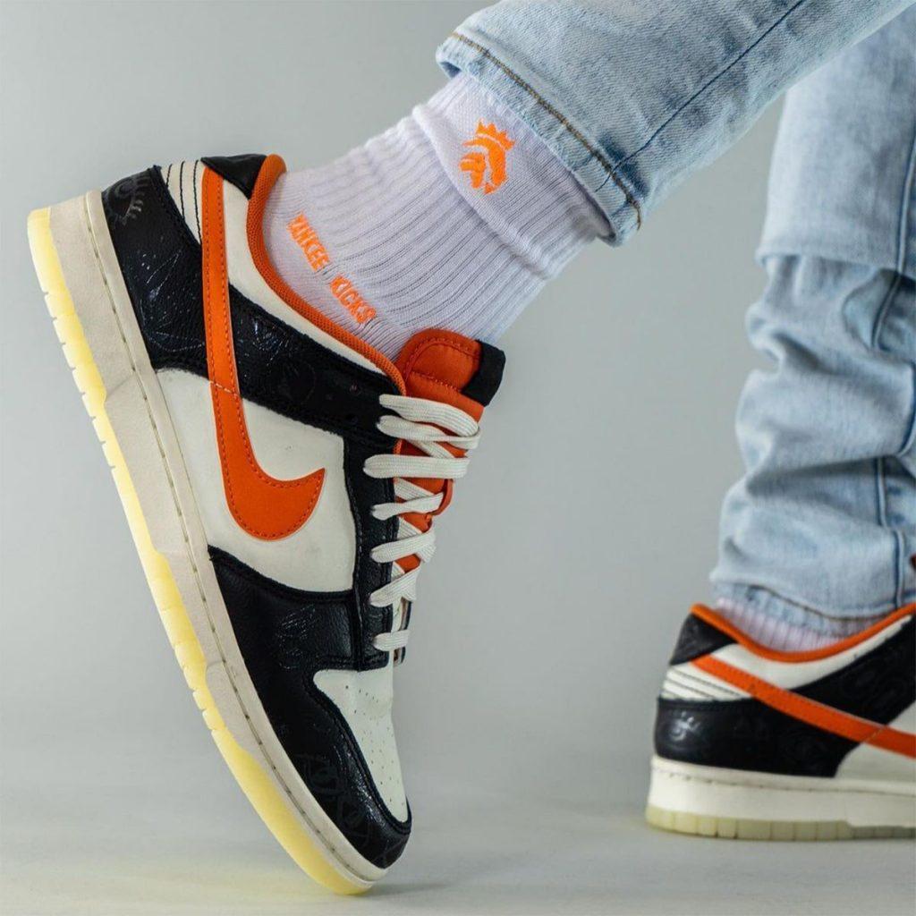 Nike-Dunk-Low-Halloween-Starfish-DD0357-100-Release-Date-On-Feet-5