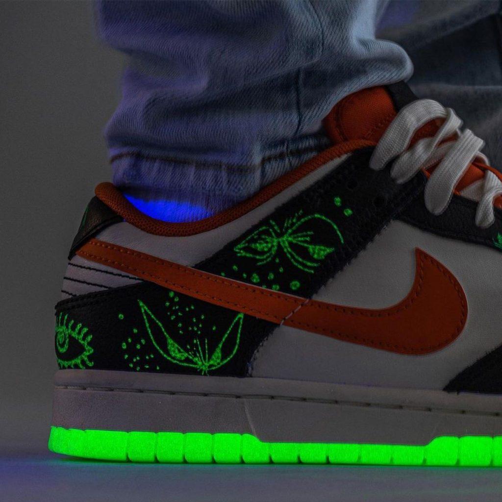 Nike-Dunk-Low-Halloween-Starfish-DD0357-100-Release-Date-On-Feet-9