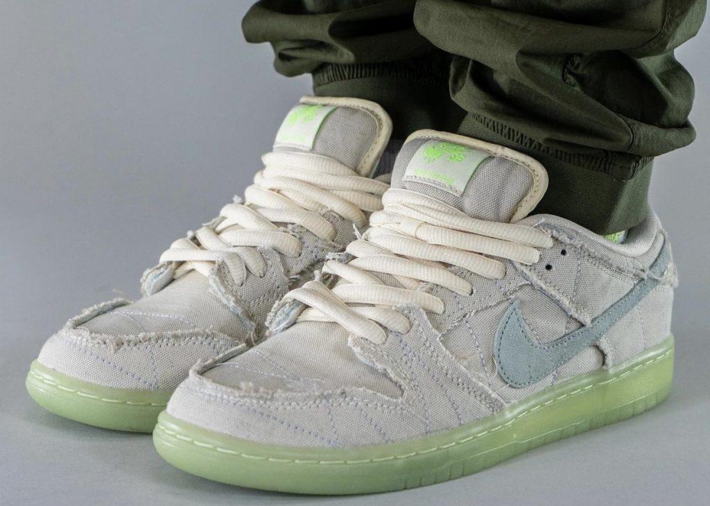 Nike-SB-Dunk-Low-Mummy-Halloween-DM0774-111-Release-Date-On-Feet