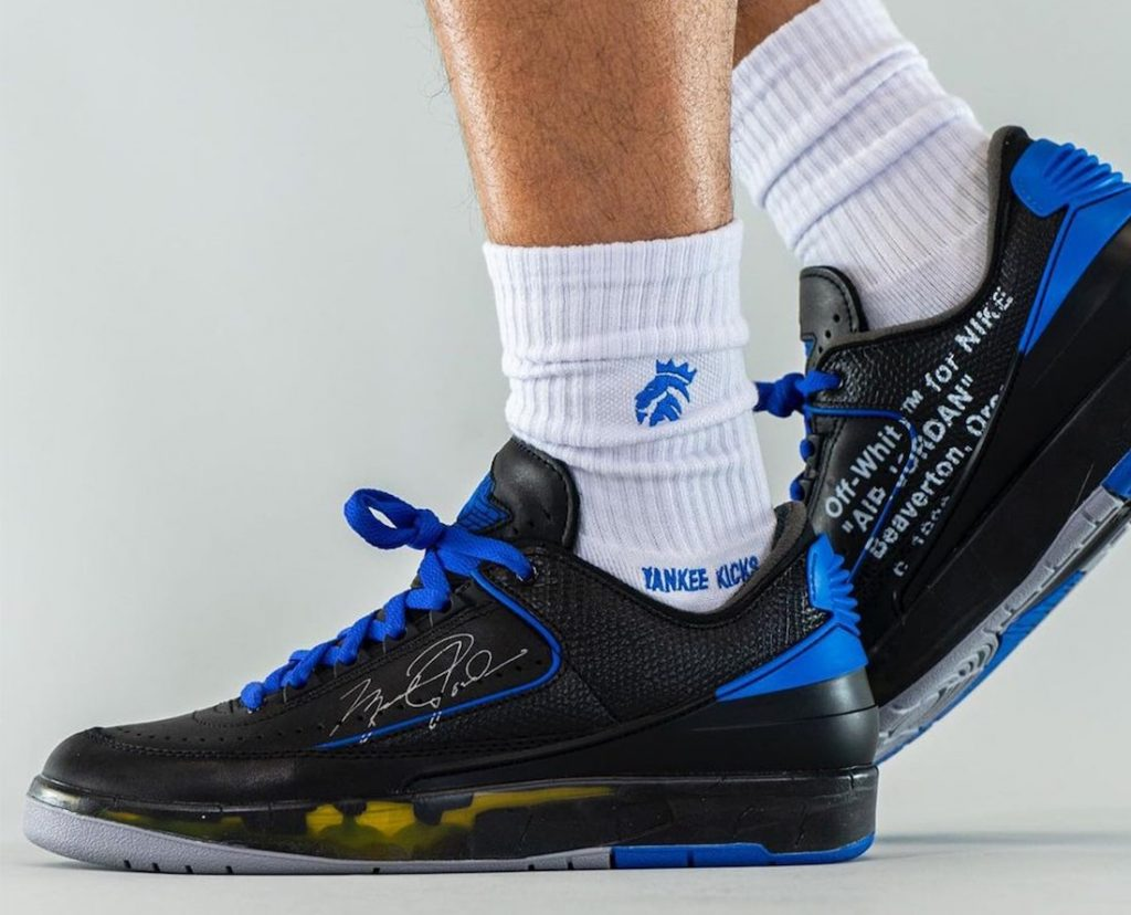 Off-White-Air-Jordan-2-Low-Black-Blue-DJ4375-004-Release-Date-On-Feet-4
