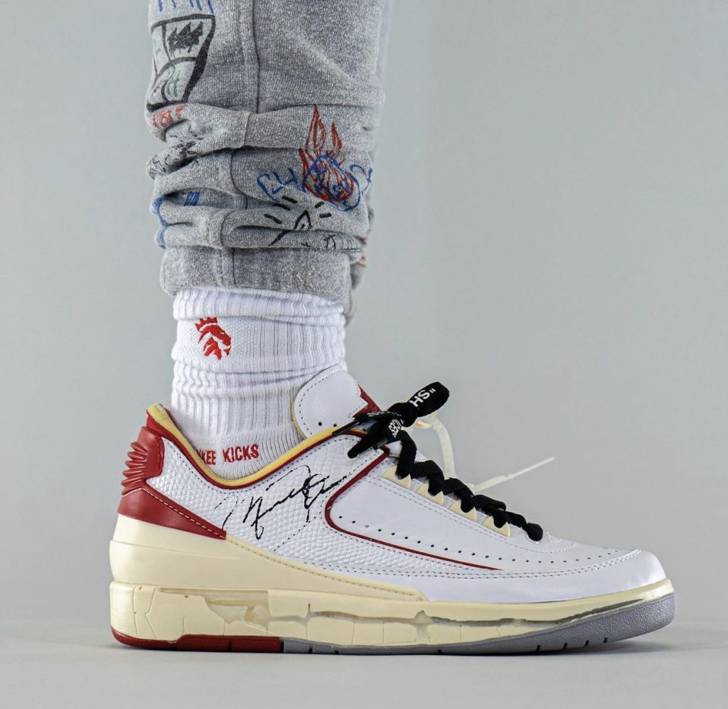Off-White-Air-Jordan-2-Low-White-Red-DJ4375-106-Release-Date-On-Feet-2