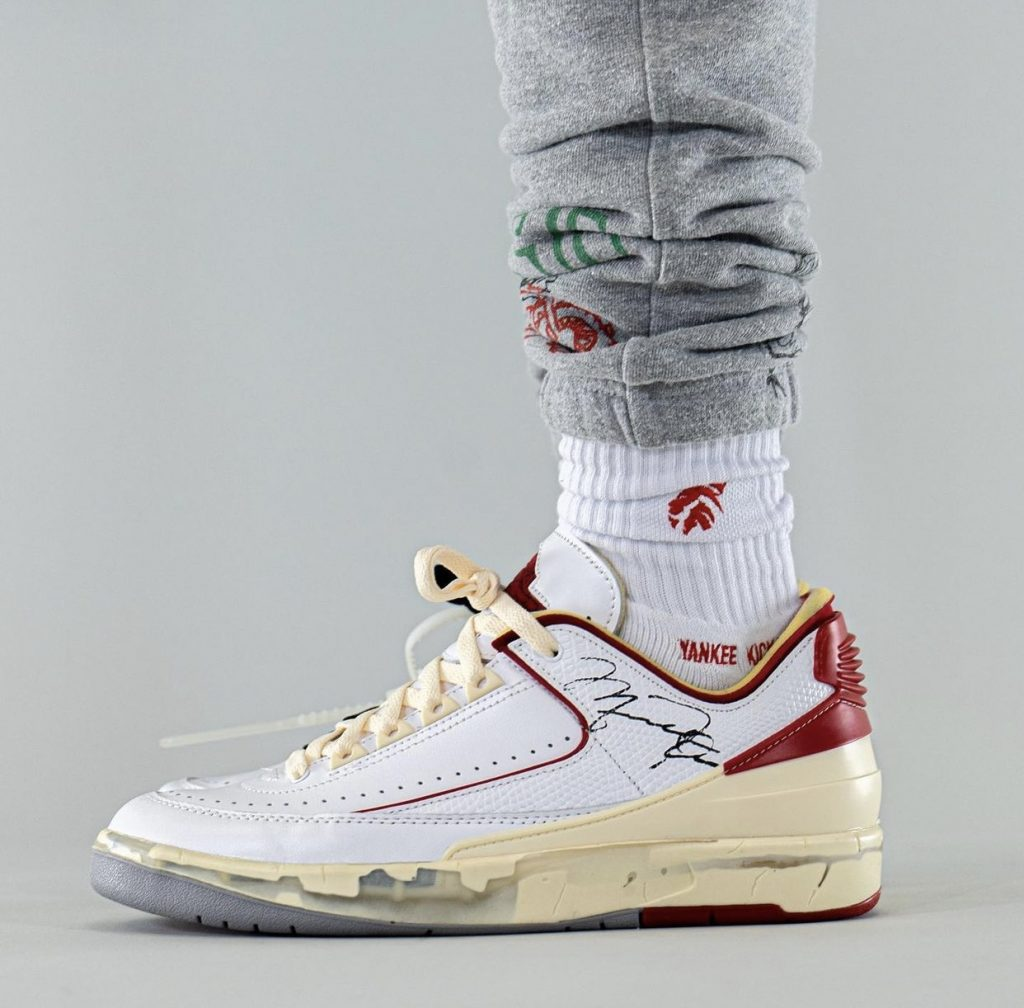 Off-White-Air-Jordan-2-Low-White-Red-DJ4375-106-Release-Date-On-Feet-3