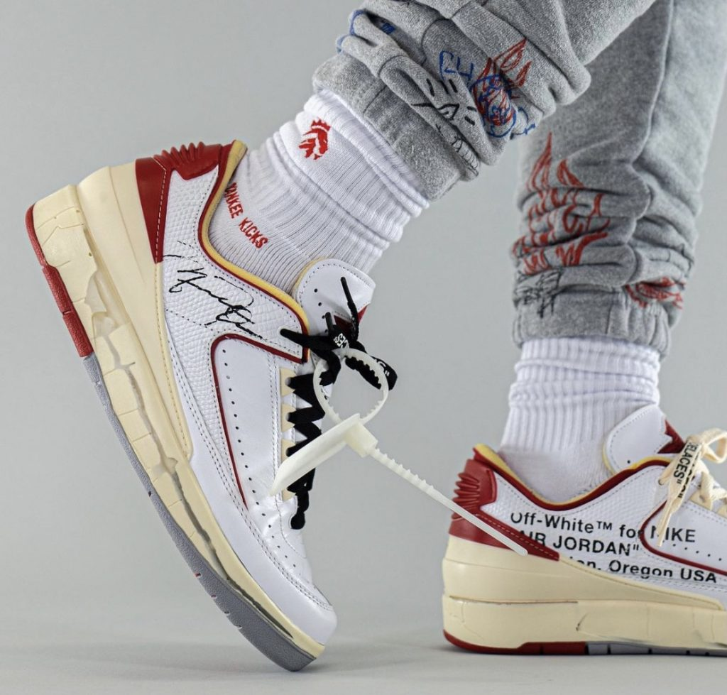 Off-White-Air-Jordan-2-Low-White-Red-DJ4375-106-Release-Date-On-Feet-5