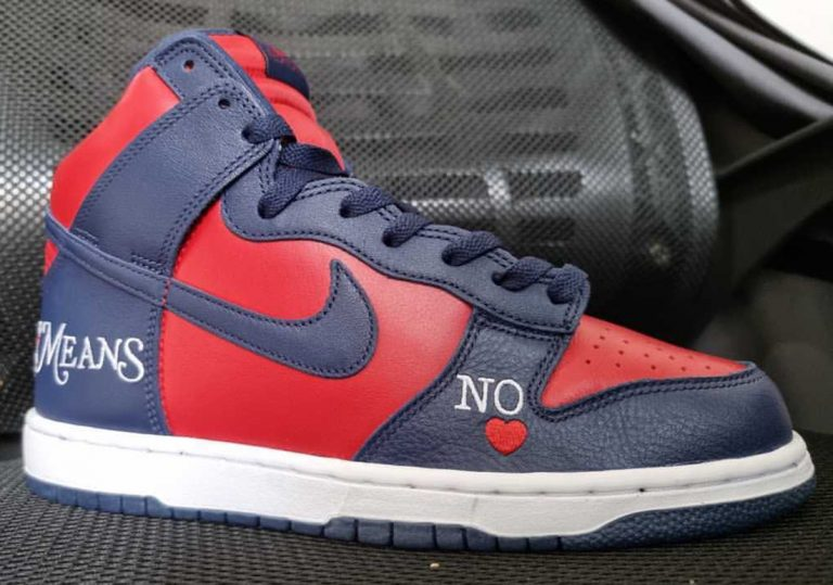 Supreme-Nike-SB-Dunk-High-Navy-Red-Release-Date