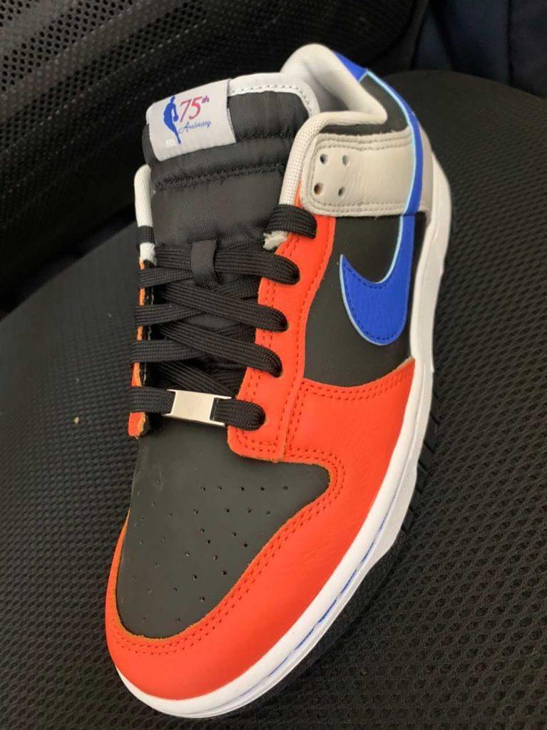 NBA-x-nike-dunk-low-emb-nba-75th-anniversary-black-racer-blue-grey-fog-orange-DD3363-002-2