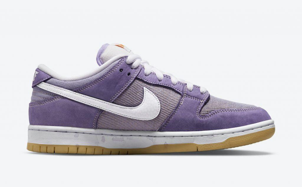 Nike-SB-Dunk-Low-Unbleached-Pack-Lilac-DA9658-500-Release-Date-2
