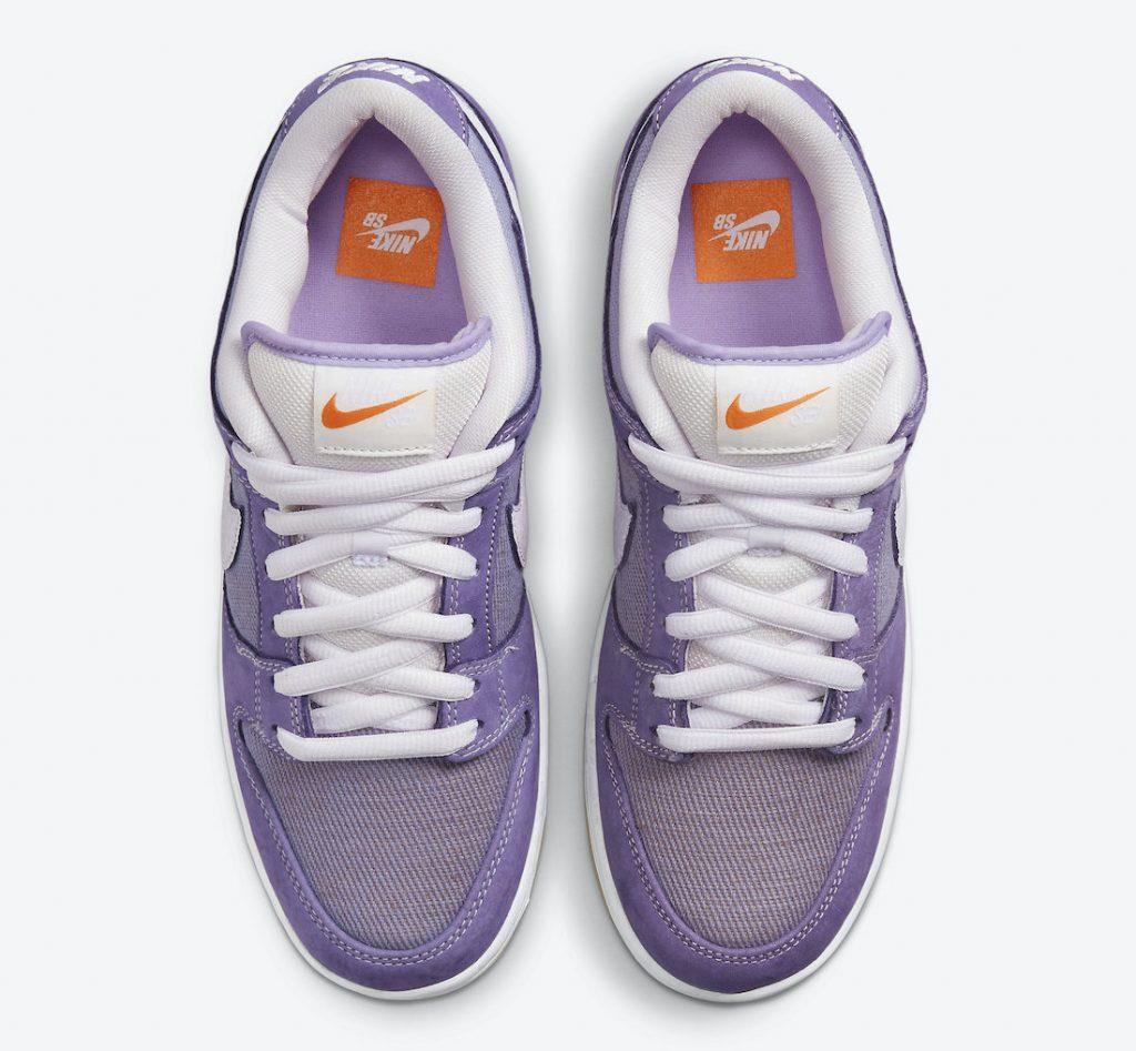 Nike-SB-Dunk-Low-Orange-Label-Unbleached-Pack-Lilac-DA9658-500-Release-Date-3