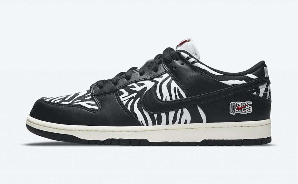 Quartersnacks-x-Nike-SB-Dunk-Low-Zebra-DM3510-001-Release-Date