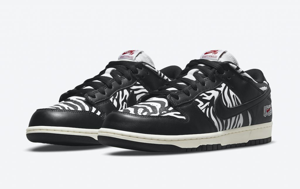 Quartersnacks-Nike-SB-Dunk-Low-Zebra-DM3510-001-Release-Date-4