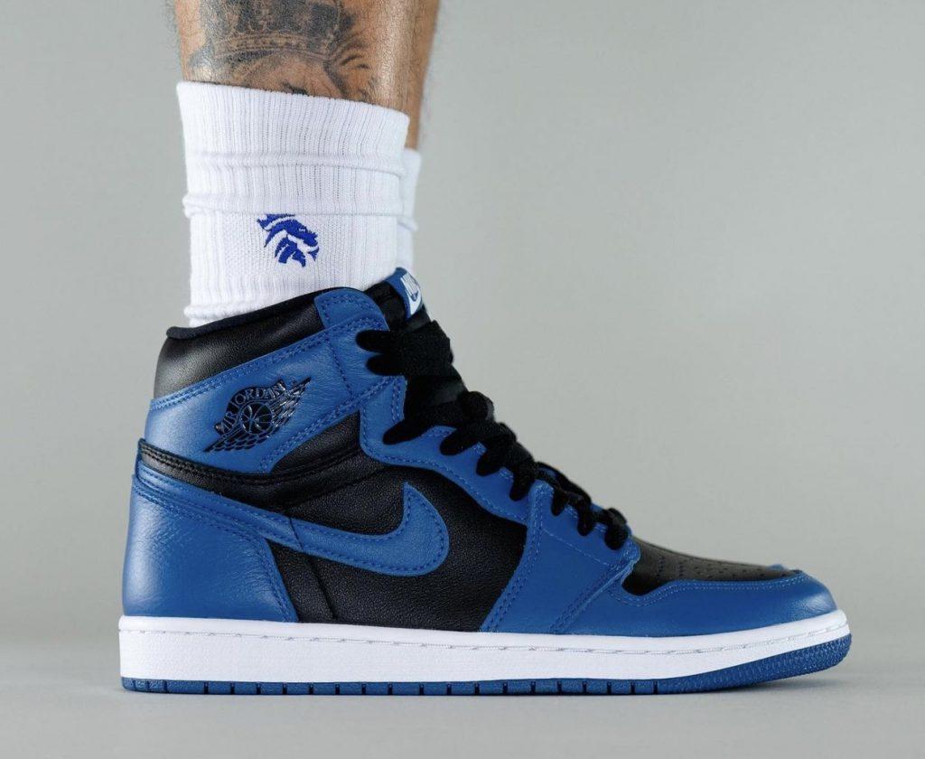 Air-Jordan-1-Dark-Marina-Blue-555088-404-Release-Date-On-Feet-1-1