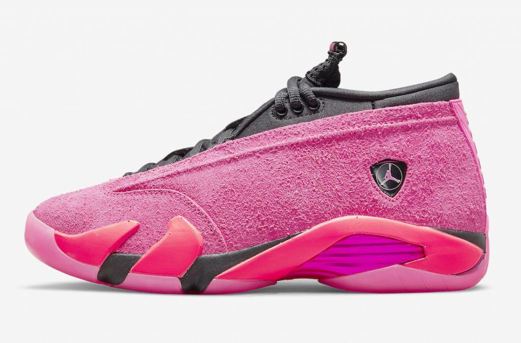 Air-Jordan-14-Low-Shocking-Pink-Blast-DH4121-600-Release-Date
