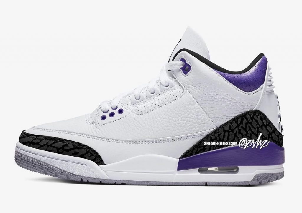 Air-Jordan-3-White-Purple-Release-Date-Mock-2