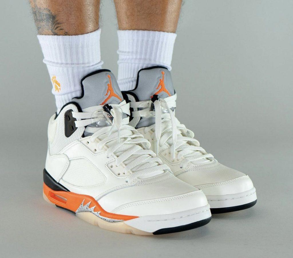 Air-Jordan-5-Shattered-Backboard-Orange-Blaze-DC1060-100-Release-Date-On-Feet-1