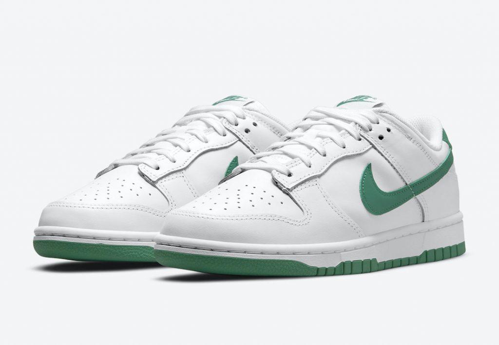Nike-Dunk-Low-White-Green-DD1503-112-Release-Date-4