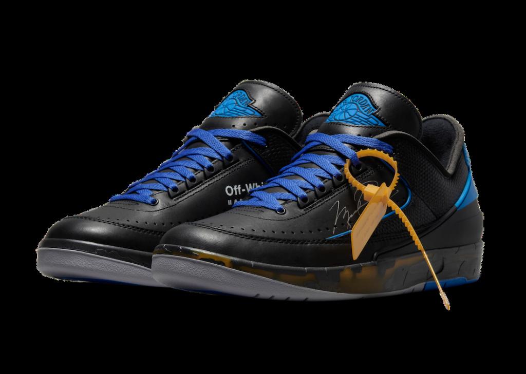 Off-White-Air-Jordan-2-Low-Black-Varsity-Royal-DJ4375-004-Release-Date-4