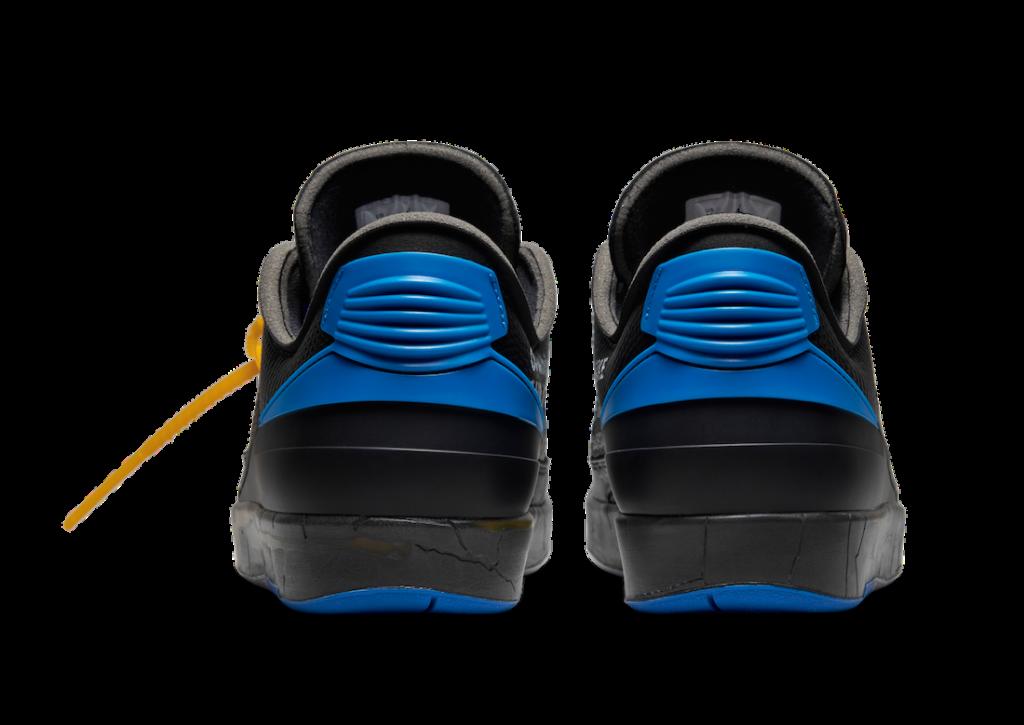 Off-White-Air-Jordan-2-Low-Black-Varsity-Royal-DJ4375-004-Release-Date-5