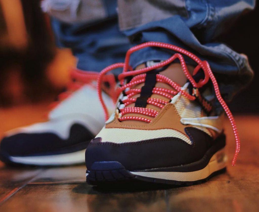 Travis-Scott-Nike-Air-Max-1-Baroque-Brown-On-Feet-4
