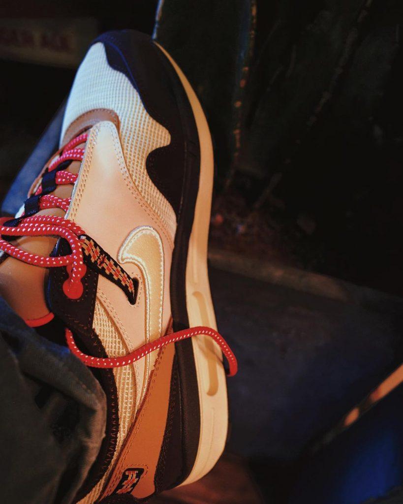 Travis-Scott-Nike-Air-Max-1-Baroque-Brown-On-Feet-5