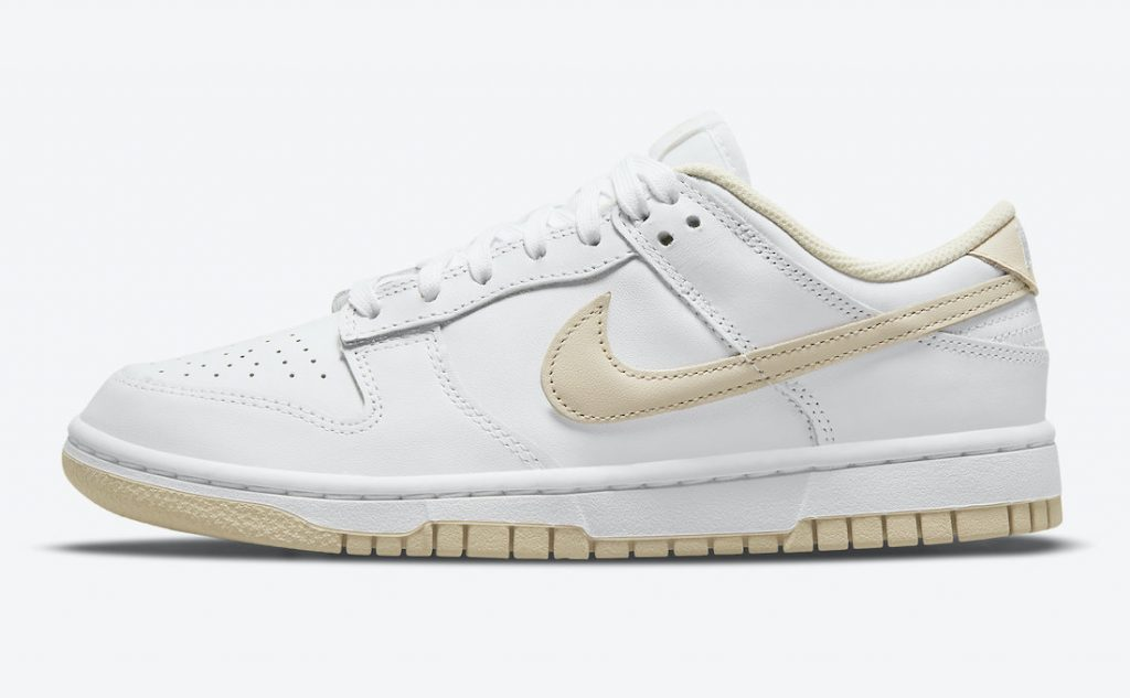 Womens-Nike-Dunk-Low-Pearl-White-DD1503-110-Release-Date